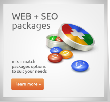 WEB + SEO packages